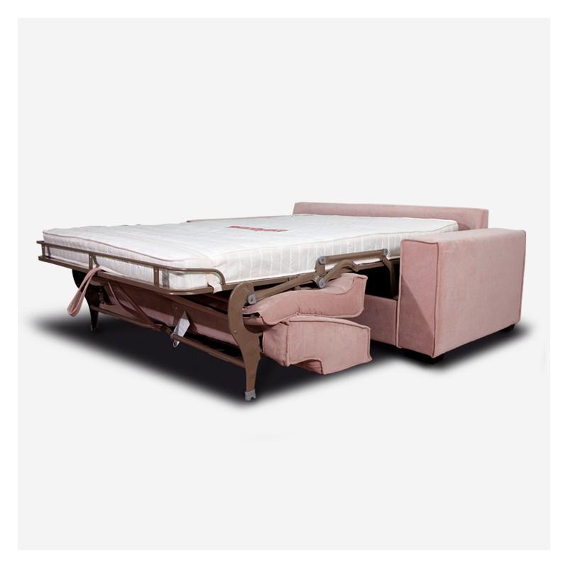 Divano letto rosso economico la migliore scelta di casa e interior design - Divano letto 3 posti economico ...