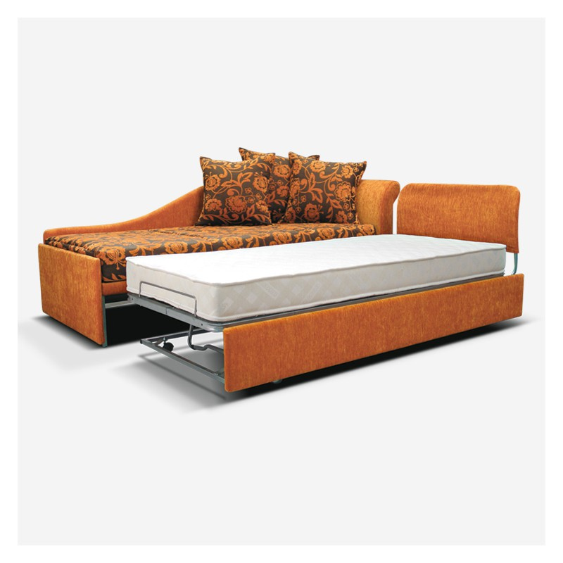 Online sales double sofa bed extractable hypnos for Sofa bed online