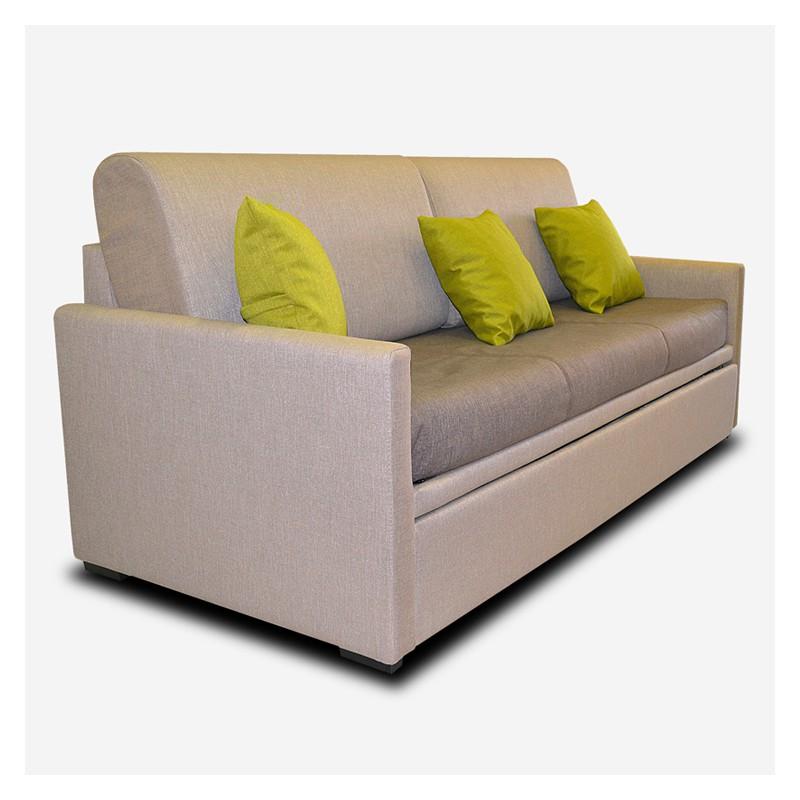 Vendita online divano doppio letto estraibile icaro for Divano letto doppio