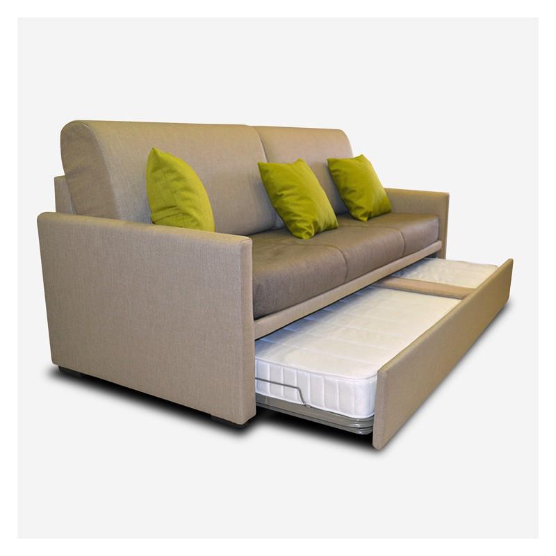 Vendita online divano doppio letto estraibile Icaro