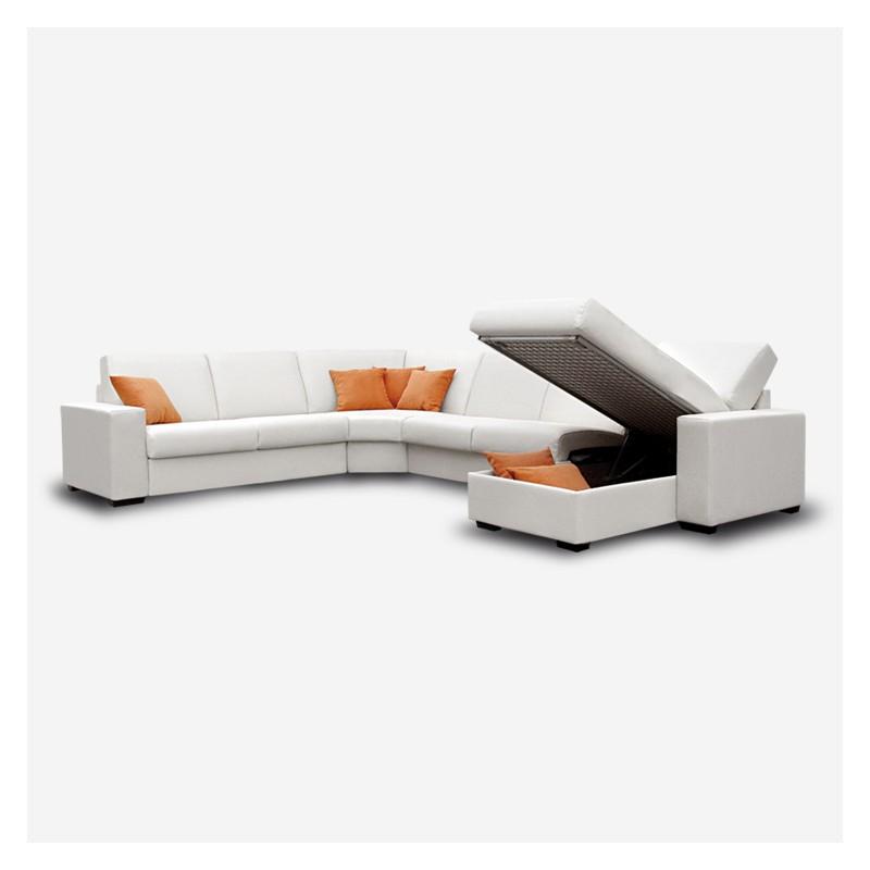 Divano moderno angolare interesting divano demetra angolare divano demetra angolare divano - Maison sofa altamura ...