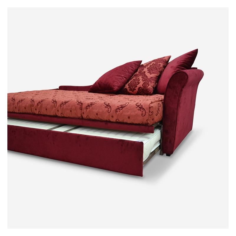vendita online divano doppio letto estraibile hypnos