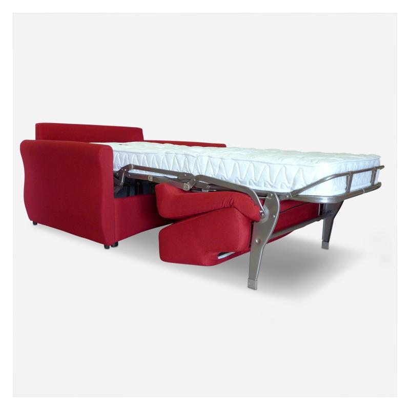 Poltrona letto elegante 1 posto singolo modello alice - Poltrona letto poltrone e sofa ...