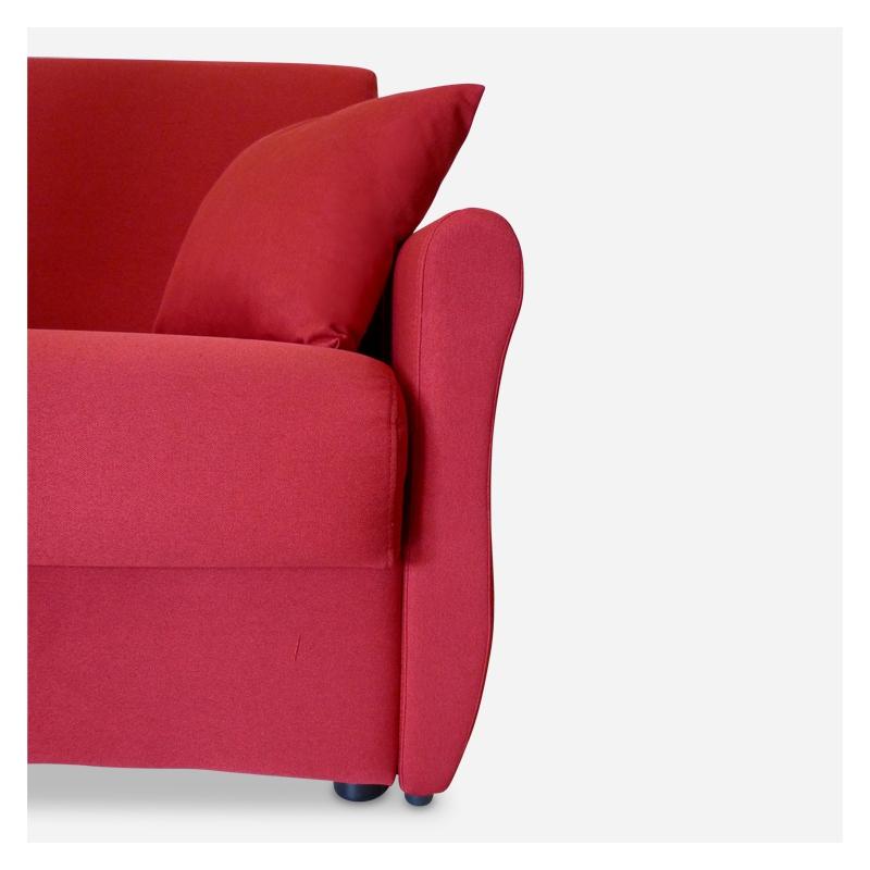 Elegant Armchair bed 1 single place model Alice