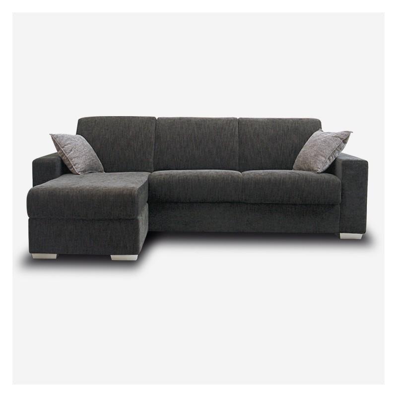 Vendita divano moderno demetra con penisola contenitore for Divano con penisola contenitore