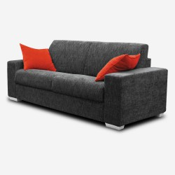 Sofa bed 2 seats Demetra