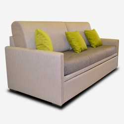 Sofa double bed extractable Icaro