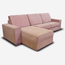 Sofa with peninsula Giove