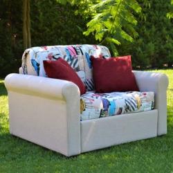 Armchair Single Bed 1 place Sofia